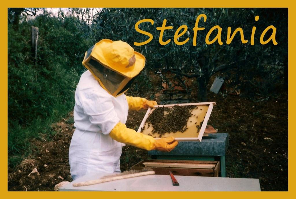 stefania dalle api mieleria livata