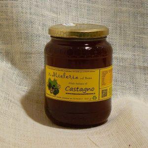 Miele di Castagno - La Mieleria nel Bosco