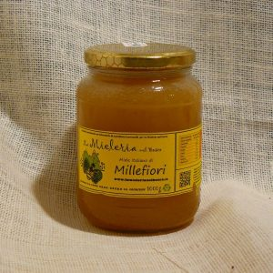 Miele Millefiori - La Mieleria nel Bosco