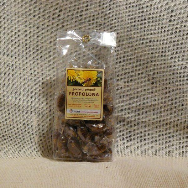 Drops monoincartata Propolona - La Mieleria nel Bosco