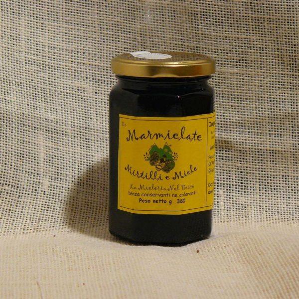 Marmielata ai Mirtilli - La Mieleria nel Bosco