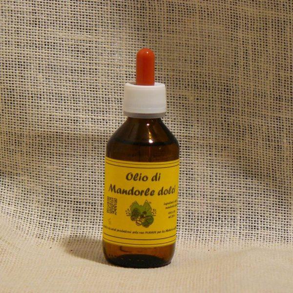 Olio di Mandorle Dolci - La Mieleria nel Bosco
