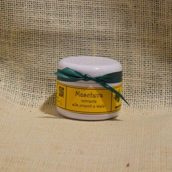 Maschera Nutriente alla Propoli e Miele - La Mieleria nel Bosco