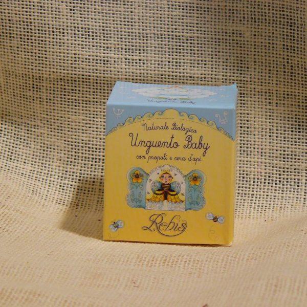 Unguento Baby Linea Rebis - La Mieleria nel Bosco