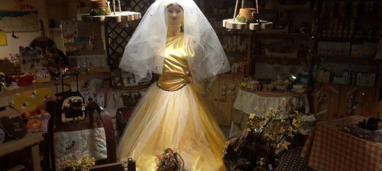 sposa mieleria bomboniere