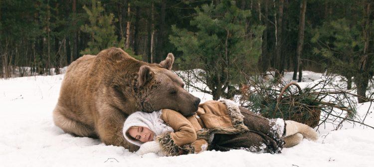 bambola monna dell'orso